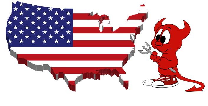 Los 7 pecados capitales en la entrada al mercado de EEUU